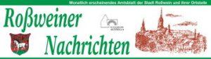 Aktuelles Roßweiner Amtsblatt als PDF