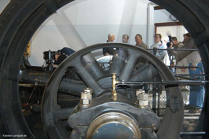Dampfmaschine Roßwein