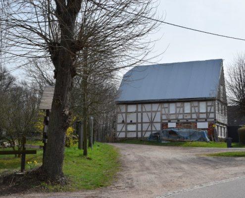 Huthaus Segen-Gottes-Erbstolln
