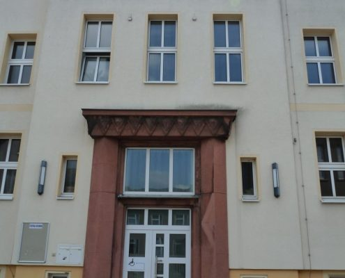 Stadtbad Roßwein erbaut 1897