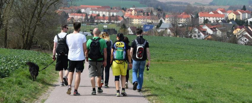 Wandern in Roßwein