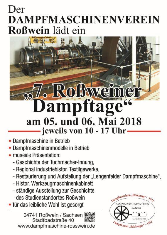 7.Rossweiner-Dampftage
