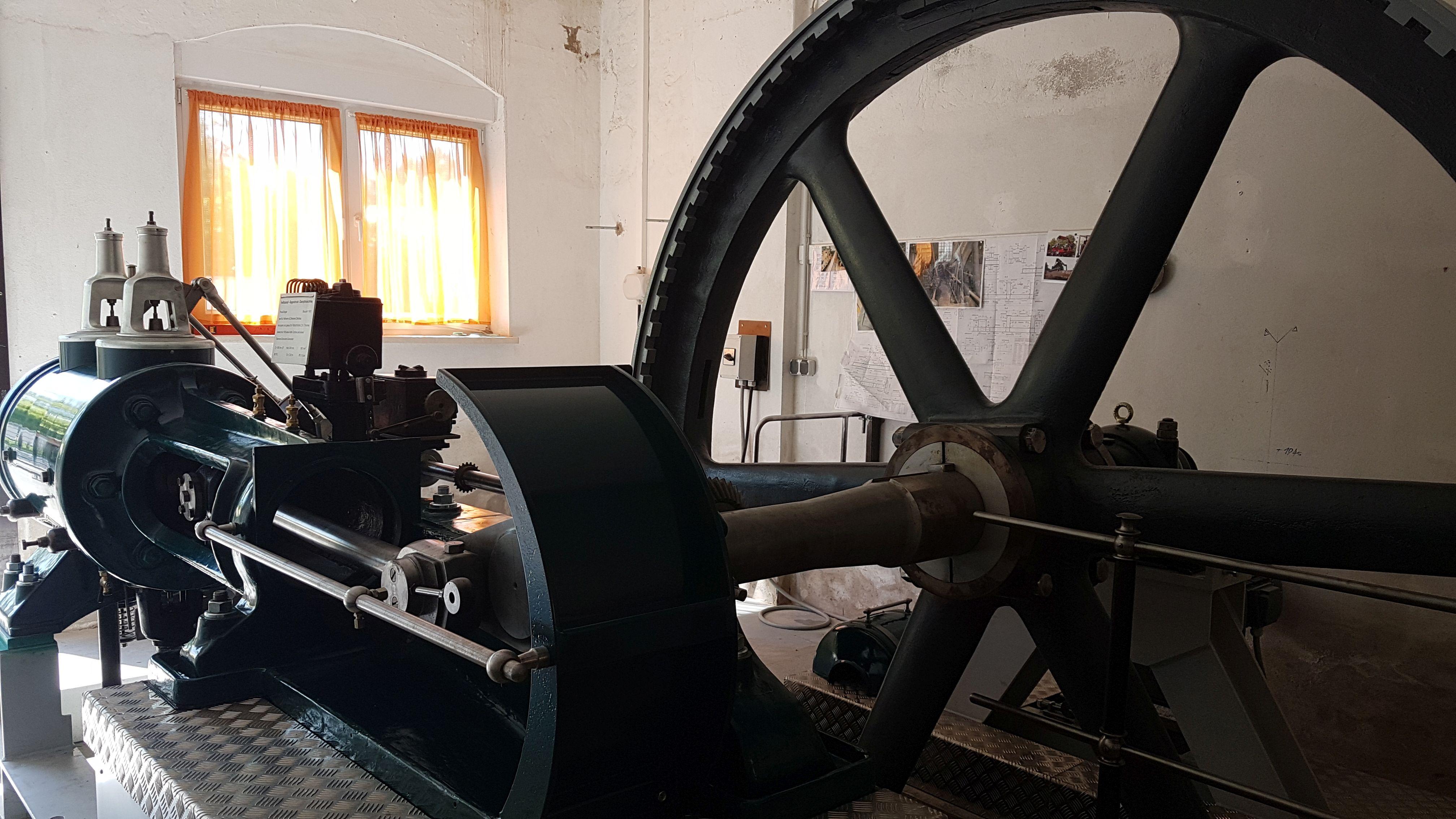 7. Roßweiner Dampfmaschinenfest 1