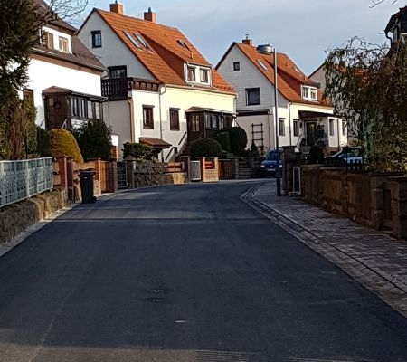 August Bebel Straße