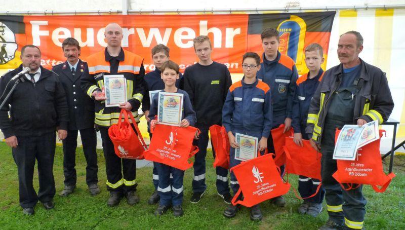 Feuerwehr Jugend
