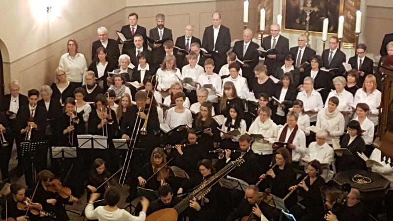 Orchester Kirche