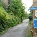 Wunderburg Zufahrt