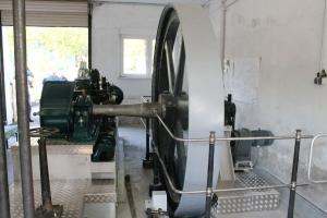 Denkmaltag 2018 an der Roßweiner Dampfmaschine
