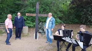 Friedenskreuz für Littdorf