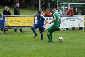 Fußball-Kreisoberliga- Roßweiner SV – SV Ostrau 4 zu 1 (1 zu 0)