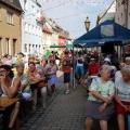Nossener Straße feiert Straßenfest
