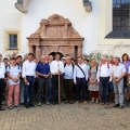 Pressemitteilung zum Pilgertag 2018 auf dem Lutherweg in Sachsen (Waldheim, 20.08.2018)