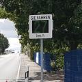 Sicherer Fußweg in Haßlau