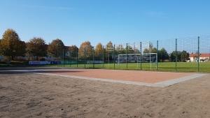 Stadionbau liegt im Zeitplan