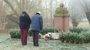 - Volkstrauertrag 2018 - Gedenkveranstaltung in Otzdorf