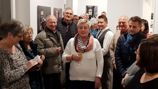 """Fotoausstellung in der """"Alten Post"""" zeigt die Geschichte des Gebäudes"""