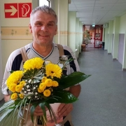 Hausmeister wird 60 Jahre