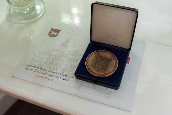Roßweiner Ehrenmedaille