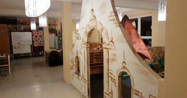 Spielzimmer Jugendhaus