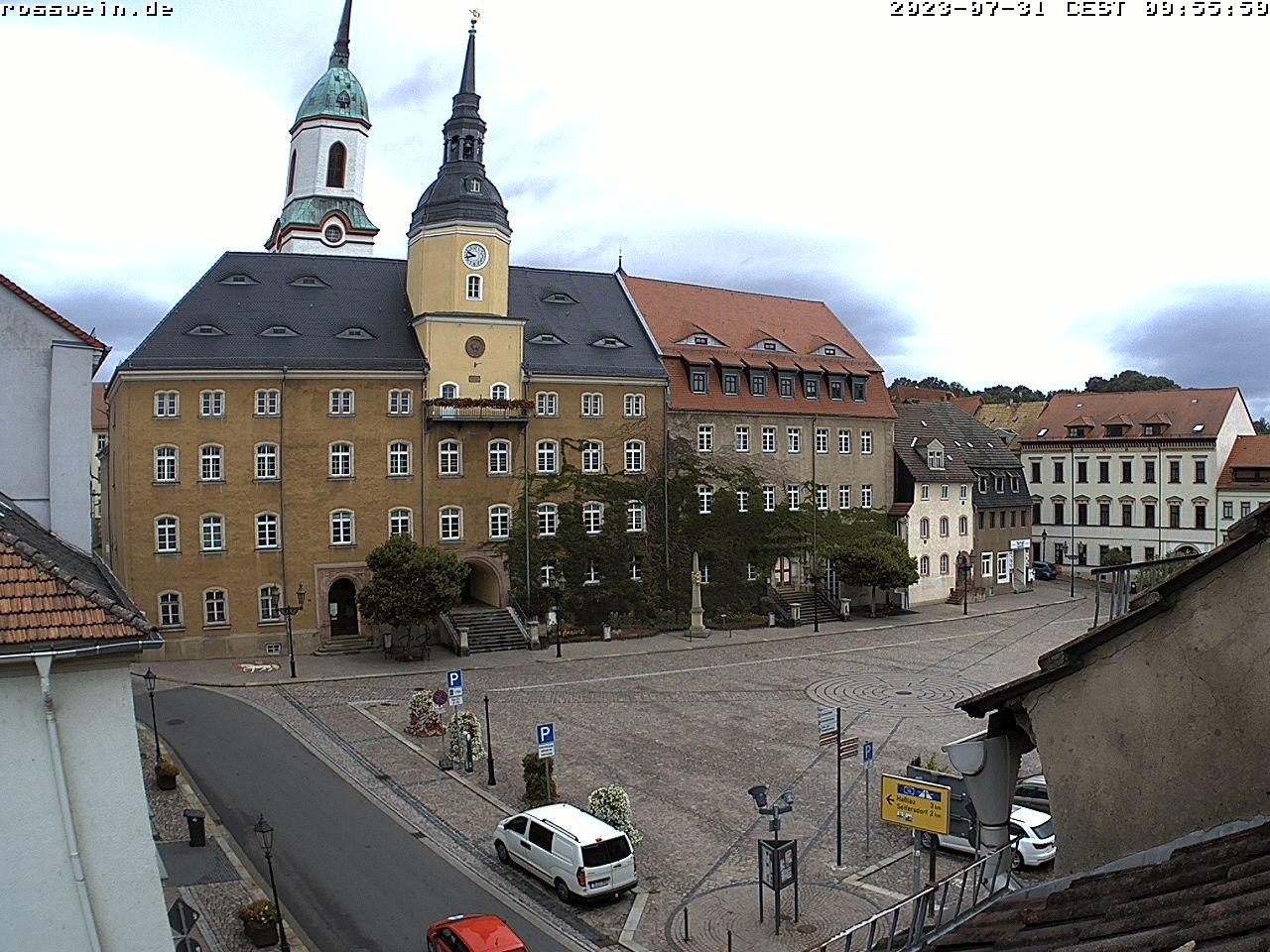 Webcam Markt Roßwein